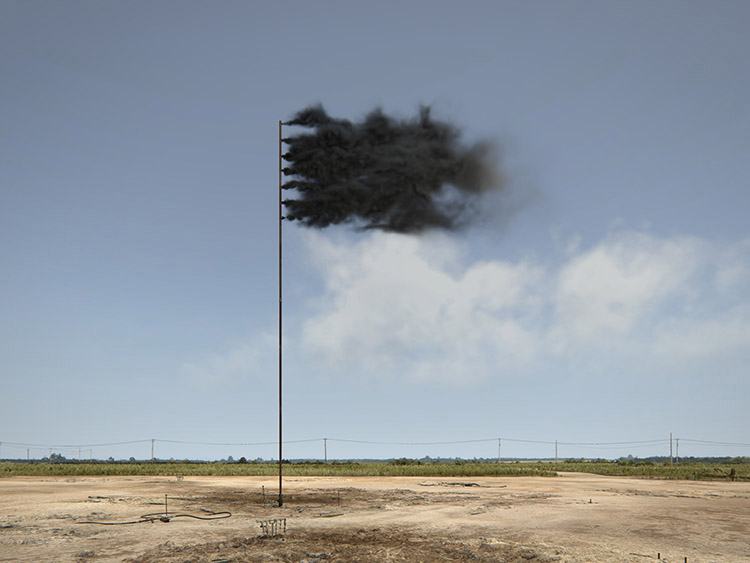 Western Flag (Spindletop, Texas)